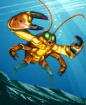 Lobster Man Commander